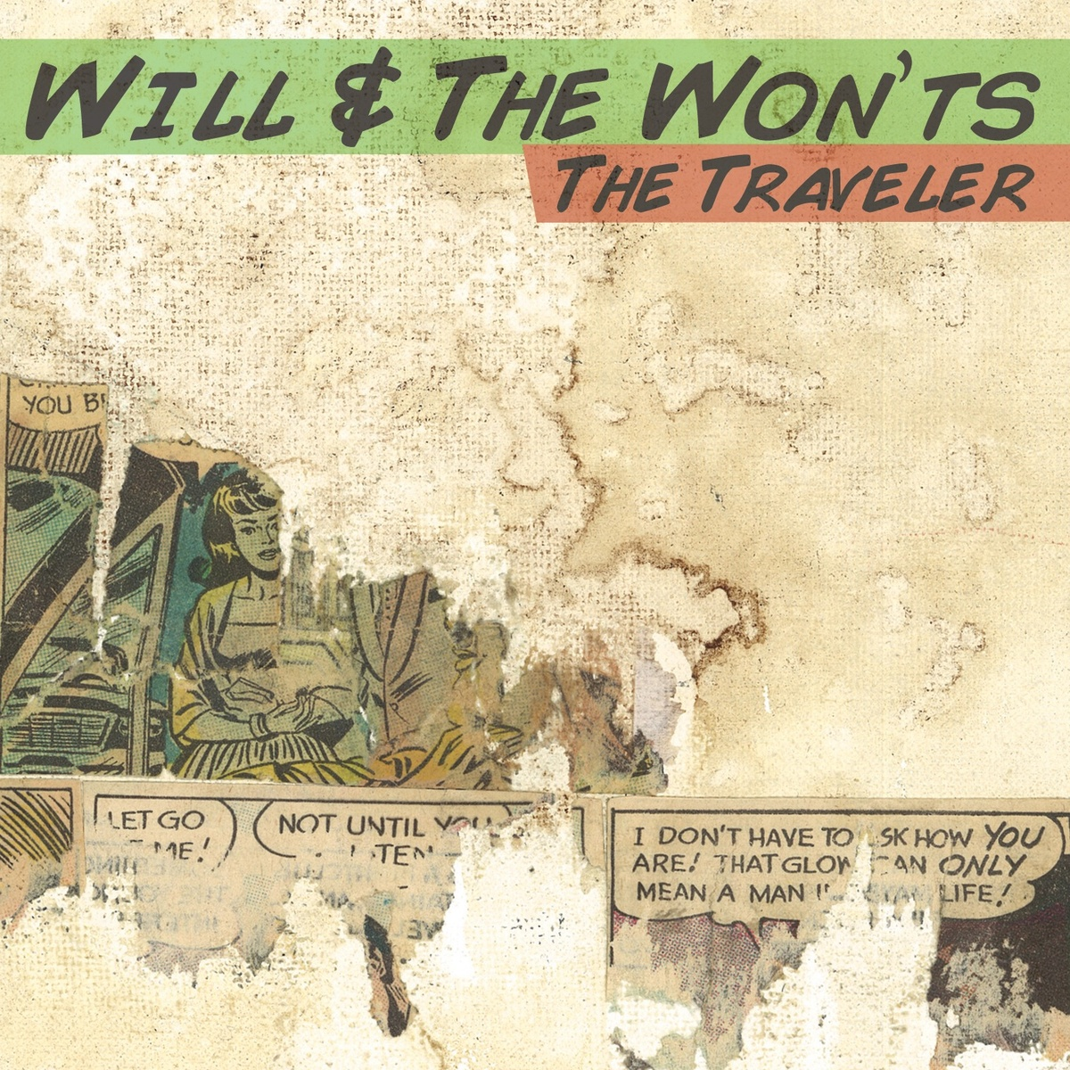 Will and the Wonts - The Traveler