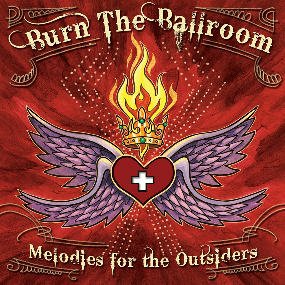 Burn the Ballroom Album Cover